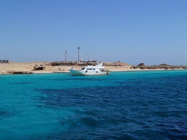 Giftun Island: Een paradijselijk eiland bij Hurghada