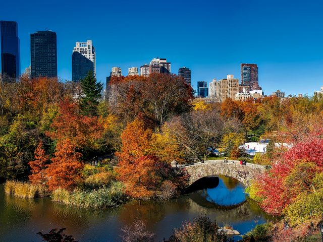 Bezienswaardigheden Central Park