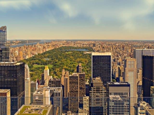 Een dagje Central Park in New York