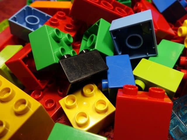 Een dagje Legoland