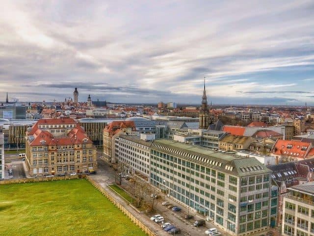 Bezienswaardigheden Leipzig