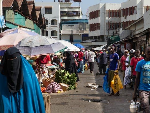 Bezienswaardigheden Mombasa